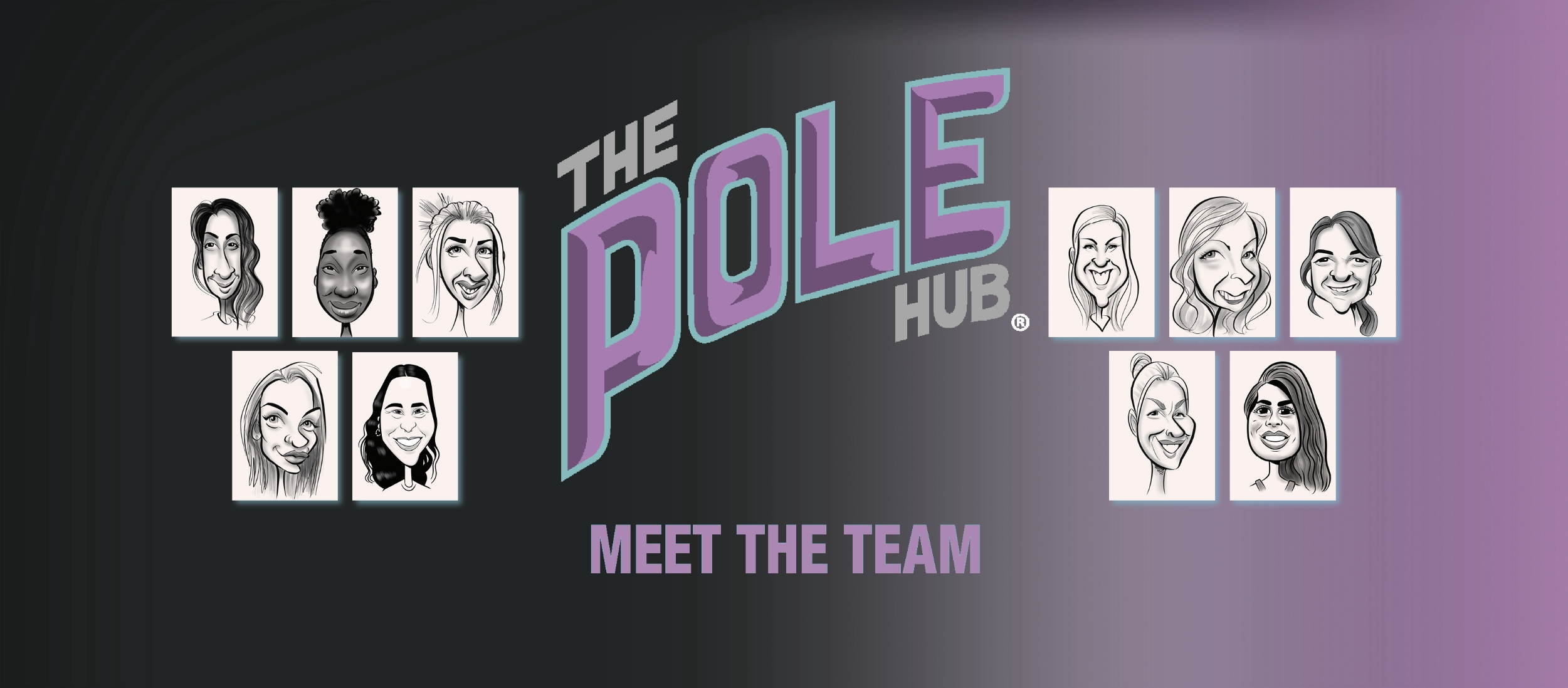 The Pole Hub - Meet the team